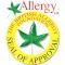 Allergy UK- Vědecky prokázaný snížený výskyt pylů, plísní, prachových roztočů. cigaretového kouře, zvířecích alergenů.