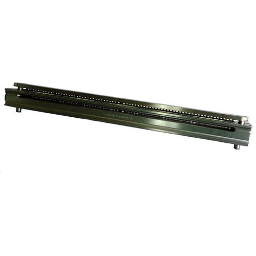 """Děrovací jednotka EX 610 Kovové hřbety 3/1"""" - s výsekem - kulaté otvory 4 mm (70)"""