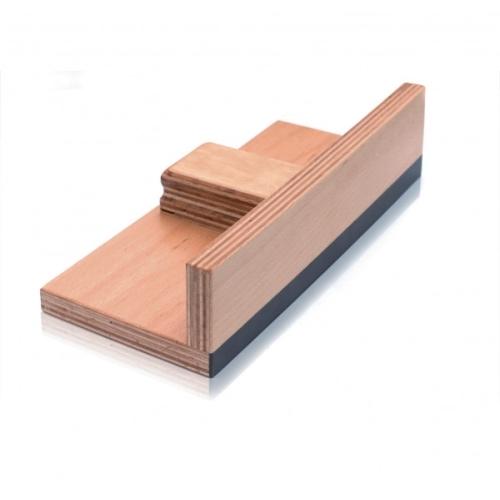 Dřevěný dorazník papíru pro EBA-IDEAL 4815, 4850, 4855, 4860, 485, 486, 4705, 5255, 5260, 5560, 551, 6655, 6660, 6550, 7260, 7228, 721
