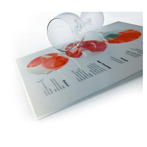 Laminovací fólie Eurosupplies 65 x 95 mm 125 mic lesklé