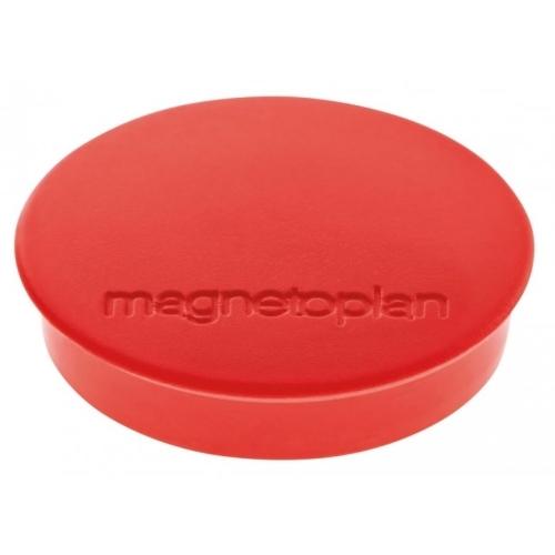 Magnety Magnetoplan Discofix standard 30 mm červená
