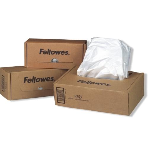 Odpadní pytle pro skartovač Fellowes 75Cs, 73Ci, 79Ci, 450M, 46Ms, 63Cb