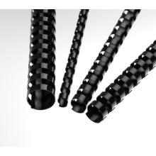 Plastové hřbety 28,5 černé ovál