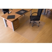 Podložka pod židli na podlahu RS Office Ecoblue 90 x 120 cm