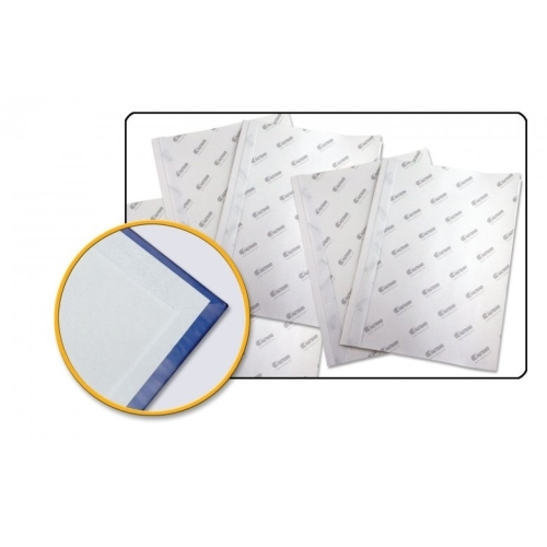 Samolepící předsádka pro šitou vazbu 305x305 mm bílá