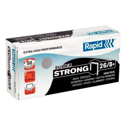 Spony Rapid 26/8+,  super strong (5000 ks)